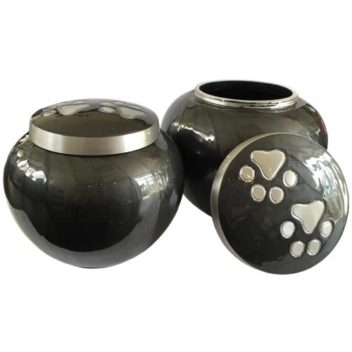 urne céramique incinération chien